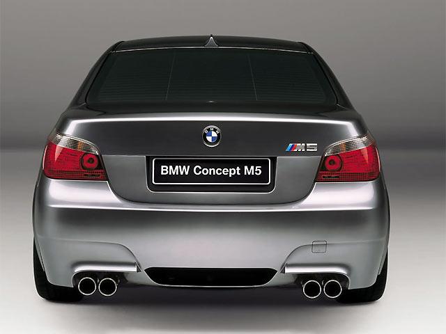 NB的BMW M5广告 转载
